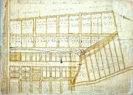 Fredericksburg Va Map Historic Plats Of Fredericksburg Va