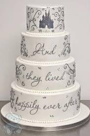 wedding cake ideas diy simple 2 tier round 11354