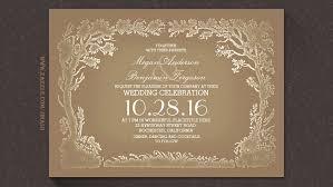 vintage wedding invites read more trees vintage wedding invitations wedding
