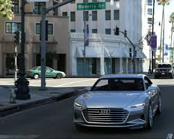 Audi A9 Cost First Drive Review Audi Prologue Concept Car 2014