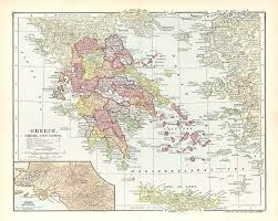 Athens Greece Map by History Of Modern Greece Wikipedia