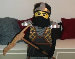 Ninjago Costume Lego Ninjago Halloween Costume Lego