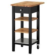 kitchen island cart ikea ikea stenstorp roltafel 2 verstelbare planken massief