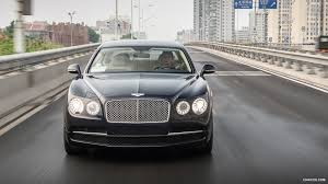 bentley flying spur 2014 2014 bentley flying spur dark sapphire front hd wallpaper 18