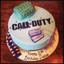 call of duty birthday cake the pantry door kids cupcake cupcakes 3d novelty birthday party