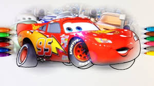 cars 3 lightning mcqueen moment of glory coloring pages for