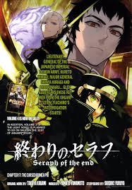 Owari No Seraph Light Novel Owari No Seraph 17 Page 28 Fastmangu Com Online Manga Reader