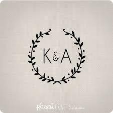 create monogram initials create wedding monogram free backstorysports