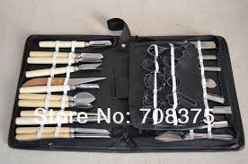 kitchen knives for sale cheap new 46pcs set vegetable fruit carving chisel tool chef kit carving