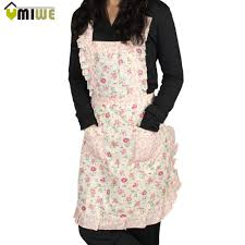 Designer Kitchen Aprons by Compare Prices On Waist Apron Pattern Online Shopping Buy Low