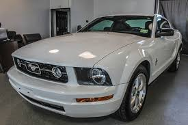 2007 ford mustang deluxe 2007 used ford mustang 2dr coupe deluxe at dip s luxury motors