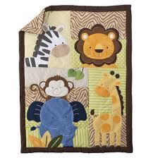 target hours gandy black friday target tiddliwinks safari friends 3pc baby bedding set green