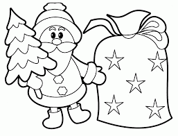 the santa claus coloring pages coloring home