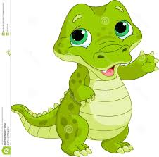 hd baby crocodile clip art file free free vector art images