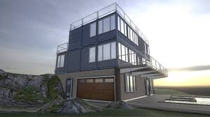 advantages of shipping container homes amys office