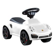 toddler ride on car porsche 911 push along foot to floor kids toddler ride on car ebay