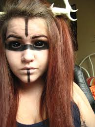 Halloween White Face Makeup by Potential 2 Took Your Ideas But Afraid It U0027s Gotten Too Tribal