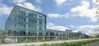 siege banque populaire rives de la banque populaire de l ouest s offre un nouveau siège
