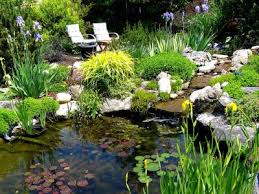 How To Build A Backyard How To Build A Backyard Pond Diy Backyard Pond