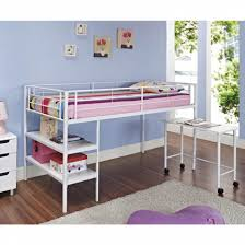 girls loft beds with desk uncategorized small pics of loft beds ana white teen loft bed