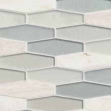 mosaic home decor backsplash best grey glass mosaic tile backsplash popular home