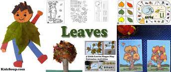 fall autumn and leaves preschool activities and crafts kidssoup