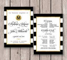 gold wedding programs pin by antweshia hawes on wedding programs program
