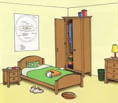 image d une chambre une chambre en ordre