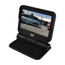 boyo vtc175m backup system license plate and 5