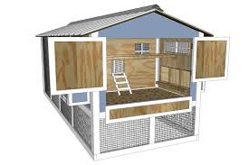 coop dreams the 3 key features of chicken coop plans modern farmer