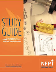 nfpt study guide for personal trainer certification