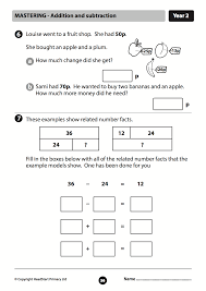 Sample Page Mathematics Problem Solving Reasoning And Investigation New