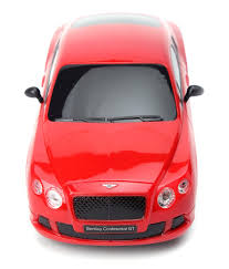 sports car prices bentley continental flipzon rc bentley continental gt 1 24 rechargeable toy car red