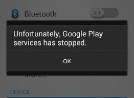 how do i if my android has a virus how to fix the unfortunately play services has stopped