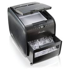 where to shred papers for free swingline auto feed paper shredder 60 sheets cross