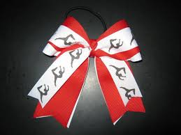 ribbon for hair that says gymnastics 41 best gymnastics hair and hairbows images on pinterest boutique