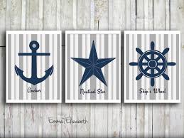 nautical bathroom decor ideas navy blue nautical bathroom decor bathroom decor