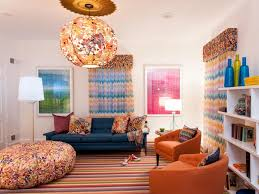 eclectic teen rooms hgtv
