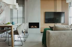 primefire in casing automatic bio fireplace