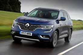 new renault koleos 2017 review auto express