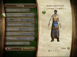 fable 2 pub games female gypsy outfit the fable wiki fandom powered by wikia