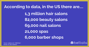 Hair Salon Reception Source Quality How To Open A Salon 27 Top Tips For Salon Success Infographic
