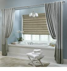 Valance For Bathroom Double Swag Shower Curtains With Valance Best Shower Curtain Ideas