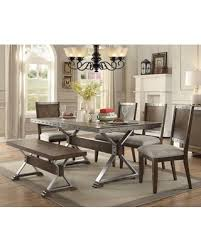 dining room set for sale fall sale beckett collection 107018tbc 6 pc counter height dining