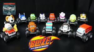 monster truck videos on youtube blaze and monster machines debris and panda bear truck toy