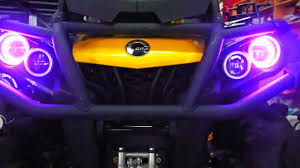 can am outlander tail light bulb can am xmr1000 light system diy ii youtube