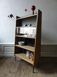 bureau violet bibliotheque et bureau violet 056 scandinave