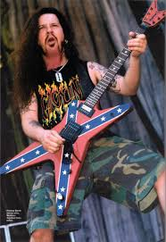 Confederate Flag Guitar Strap Dimebag Darrell Wallpapers Y Fotos Taringa 3d Wallpapers