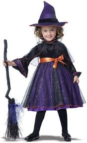 Halloween Costume Witch Toddler Girls Matched Witch Costume Party надо