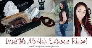 irresistible hair extensions agape designs review irresistible me hair extensions royal